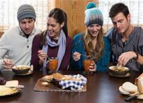 Како да ја искористите сезонската зимска храна