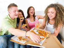 Показатели за зависност од храна