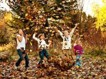 Активен живот оваа есен за целото семејство