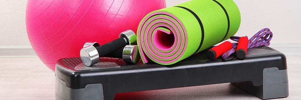 Фитнес реквизити