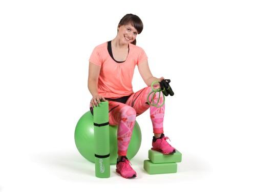 Сет за јога Gymbit