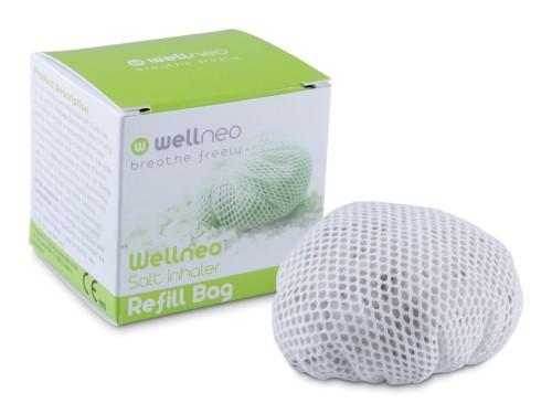 Вреќичка со солени кристали Wellneo