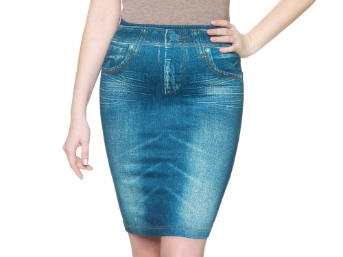 Slim 'N Lift Caresse Еластична сукња