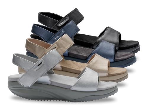 Pure Sandals 2.0 Женски сандали Walkmaxx