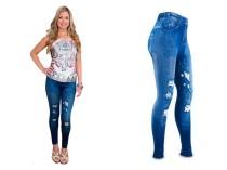 Slim 'n Lift Caresse Jeans Еластични фармерки