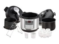 Delimano Air Fryer Multicooker и електричен експрес лонец