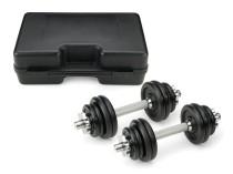 Сет за вежбање 15кг. Gymbit