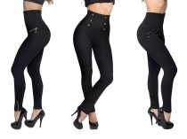 Hollywood Pants Панталони со висок струк