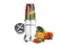 Nutribullet White - Екстрактор на хранливи состојки Delimano
