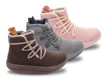Walkmaxx Comfort Ankle Boots Lace Ниски чизми
