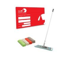 Club 5* Картичка за членство со Rovus Џогер и Сет крпи