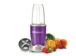 Nutribullet Violet - Екстрактор на хранливи состојки Delimano