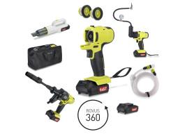 Rovus 360 Сет безжични и преносливи алатки