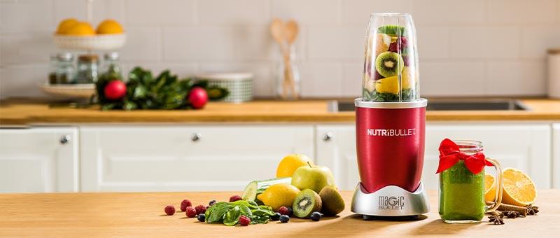 Nutribullet Red - Екстрактор на хранливи состојки