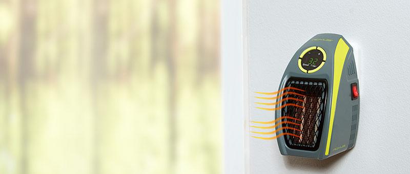 Rovus Personal Heater Апарат за затоплување