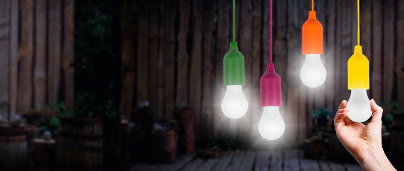 Handy Lux Colors Безжични ЛЕД светилки