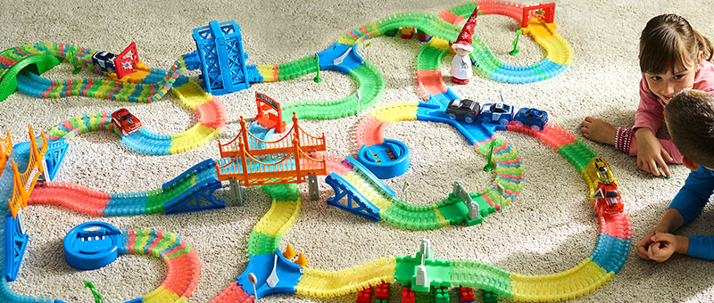 Magic Tracks - Детска патека за тркање