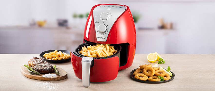 Air Fryer Апарат за готвење