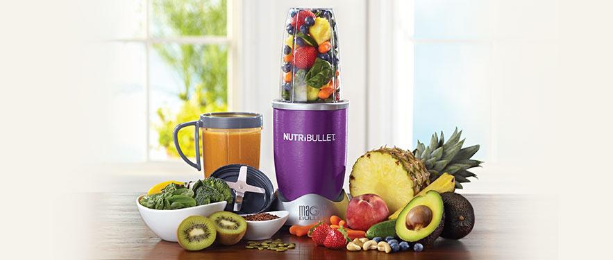 Nutribullet Violet - Екстрактор