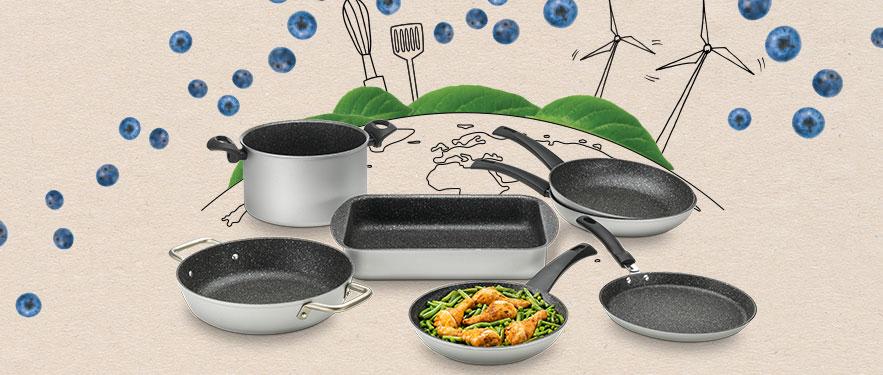 Нова линија садови за готвење Green Planet