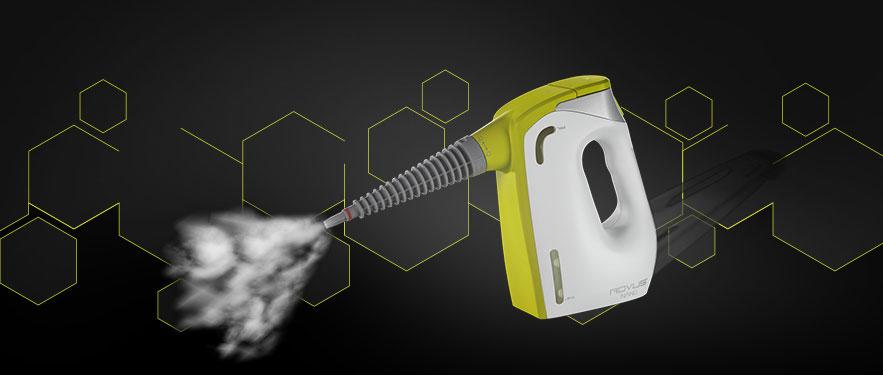 Rovus Nano Рачен апарат на пареа