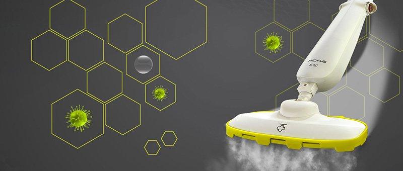 Rovus Nano Чистач на подови