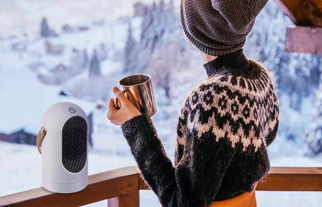 Rovus Desktop Heater