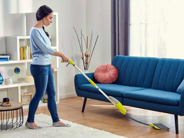 Rovus Flat&Flexible Mop