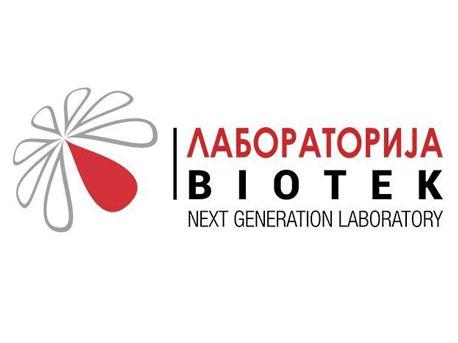 Biotek Лабораторија