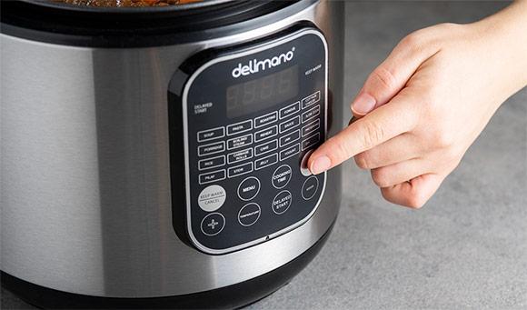 Delimano Multifresh Multicooker 20in1