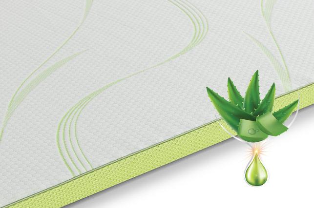 Dormeo Aloe Vera 5 Zones Topper