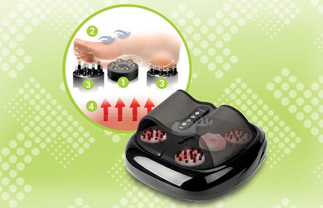 Wellneo Acupressure Foot Massager